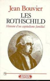 Les rothshild - Couverture - Format classique