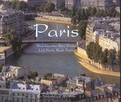 Paris. Rive Gauche, Rive Droite. Bilingue Francais-Anglais - Intérieur - Format classique