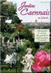 Jardins caennais en liberté... - Intérieur - Format classique