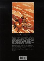 Dream t.1 - 4ème de couverture - Format classique