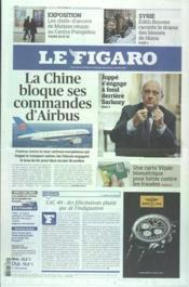 Figaro (Le) N°21027 du 09/03/2012 - Couverture - Format classique