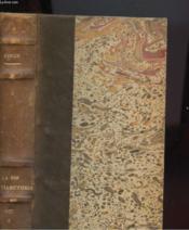 La Vie Intellectuelle Tome 1 9e Annee - Couverture - Format classique