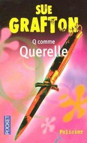 Q Comme Querelle – Sue Grafton