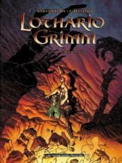 Lothario Grimm T.2 ; Le Vortex De Feu - Couverture - Format classique