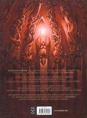 Lothario Grimm T.2 ; Le Vortex De Feu - 4ème de couverture - Format classique