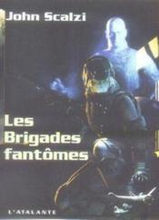 Les brigades fantômes - Couverture - Format classique