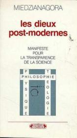Dieux post modernes - Couverture - Format classique