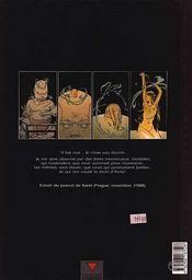 Le Cycle Des Deux Horizons T.1 ; Jordan - 4ème de couverture - Format classique