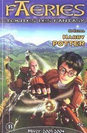 Faeries 13 Special Harry Potter - Intérieur - Format classique