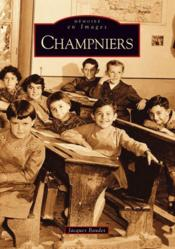 Champniers - Couverture - Format classique