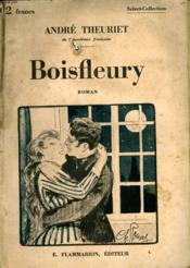 Boisfleury. Collection : Select Collection N° 227 - Couverture - Format classique