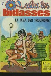 Salut Les Bidasses N°5. La Java Des Troufions. - Couverture - Format classique
