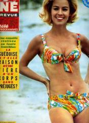 Cine Revue - Tele-Programmes - 47e Annee - N° 30 - Parade D'Amour - Couverture - Format classique
