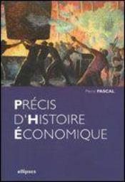 Precis D'Histoire Economique - Intérieur - Format classique