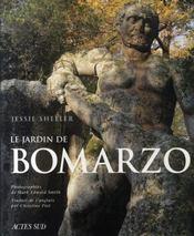 Le jardin de bomarzo ; une énigme de la renaissance - Intérieur - Format classique