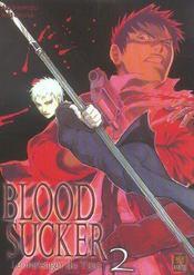 Bloodsucker T.2 ; Le Messager Du Yato - Intérieur - Format classique