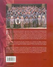 L'epopée d'une réforme ; franciscains du bronx - 4ème de couverture - Format classique