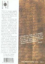 Quatre Chemins De Pardon - 4ème de couverture - Format classique