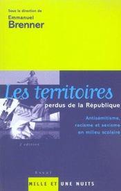 Les Territoires Perdus De La Republique - Intérieur - Format classique