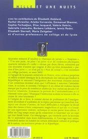 Les Territoires Perdus De La Republique - 4ème de couverture - Format classique