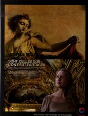 Grande galerie, le journal du Louvre t.1 - 4ème de couverture - Format classique