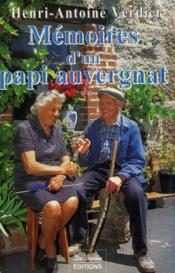 Memoires D'Un Papi Auvergnat - Couverture - Format classique