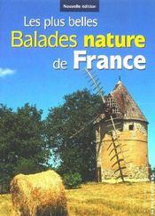 Les plus belles balades nature de france - Intérieur - Format classique