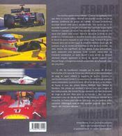 Formule 1 2002 - 4ème de couverture - Format classique
