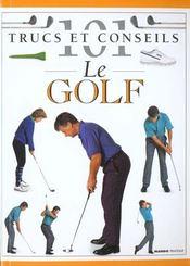 Golf - Intérieur - Format classique