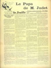 Feuille De Zo D'Axa (La) N°13 - Intérieur - Format classique