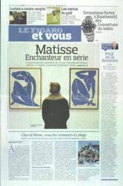 Figaro Et Vous (Le) N°21027 du 09/03/2012 - Couverture - Format classique