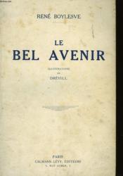 Le Bel Avenir - Couverture - Format classique