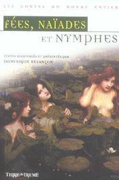 Fees, naiades et nymphes. - Intérieur - Format classique
