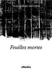 Feuilles mortes - Couverture - Format classique