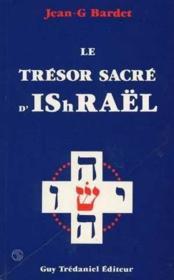 Tresor Sacre D'Israel - Couverture - Format classique