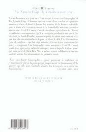 Vo Nguyen Giap La Victoire A Tout Prix - 4ème de couverture - Format classique