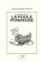 La Poule Pondeuse - Couverture - Format classique