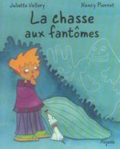 Chasse Aux Fantomes - Couverture - Format classique