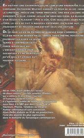 Complexe De Medee - 4ème de couverture - Format classique