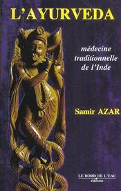 Ayurveda (L') - Intérieur - Format classique