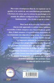 Un Recueil De Semences De Grandeur - 4ème de couverture - Format classique