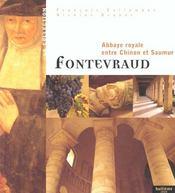 Fontevraud ; abbaye royale - Intérieur - Format classique