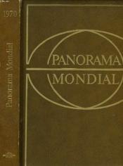 Panorama Mondial, Encyclopedie Permanente. 1970. - Couverture - Format classique