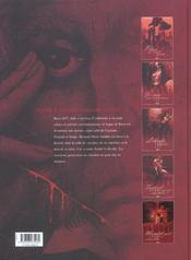 Sambre t.5 ; maudit soit le fruit de ses entrailles - 4ème de couverture - Format classique