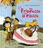 Une princesse dans la classe - Intérieur - Format classique