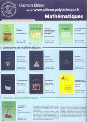 Quadrature T.55 - 4ème de couverture - Format classique