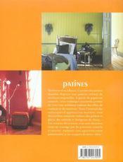 Patines - 4ème de couverture - Format classique