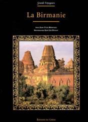 La Birmanie - Couverture - Format classique