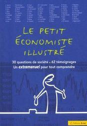 Le petit economiste illustre - Intérieur - Format classique