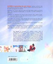 Qi gong ; la gymnastique des gens heureux - 4ème de couverture - Format classique